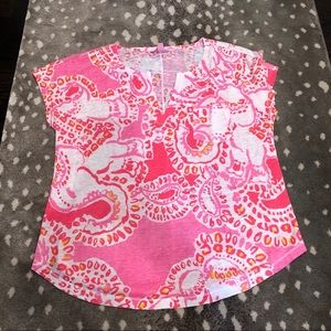 Lily Pulitzer Duval top